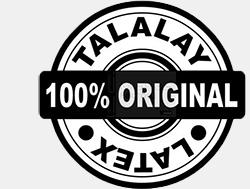 Original Talalay latex certificaat Matras Factory
