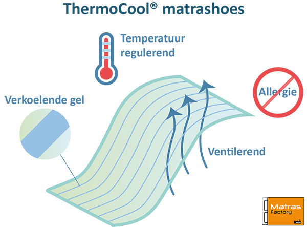 ThermoCool matrashoes