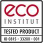 Eco institut certificaat