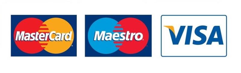 veilig en vertrouwd betalen bij Matras Factory met uw Credit Card
