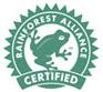 Rainforest alliance certificaat