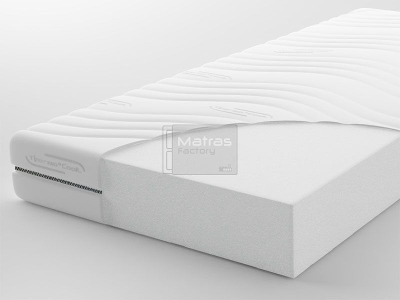 Koudschuim matras Colorado Firm