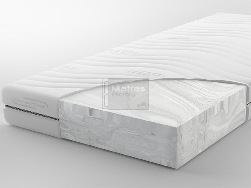 Koudschuim matras Colorado Soft