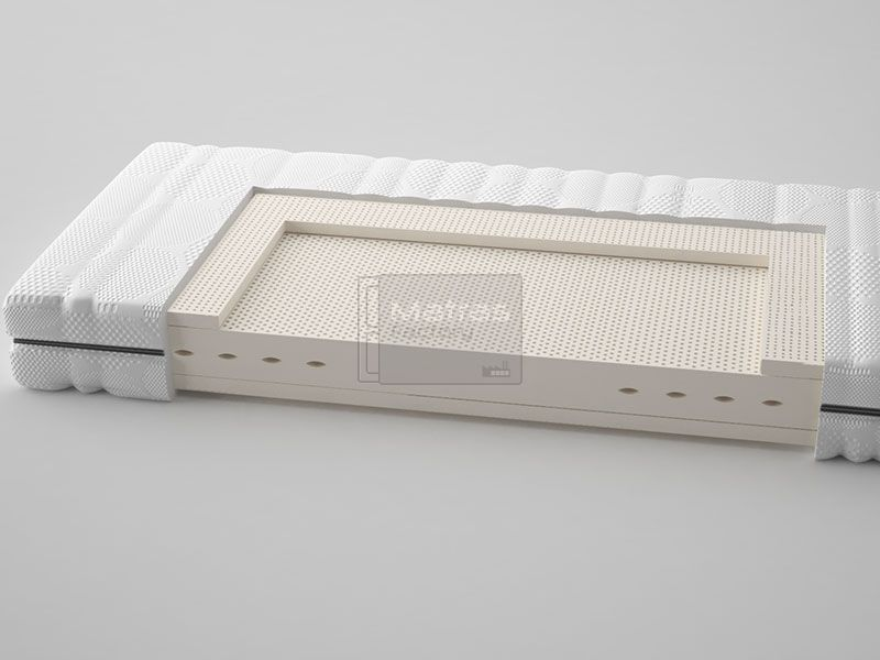 Talalay latex matras Classic Medium